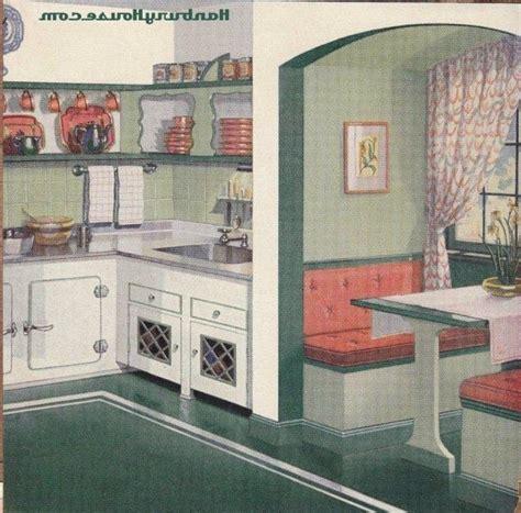 cad kitchen design 1949 bird linoleum mid century kitchen design retro html 1949