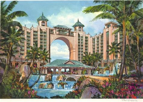 The iconic Atlantis resort to open in O'ahu, Hawaii ...