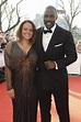 Idris Elba and Naiyana Garth at BAFTA Awards May 2016 ...