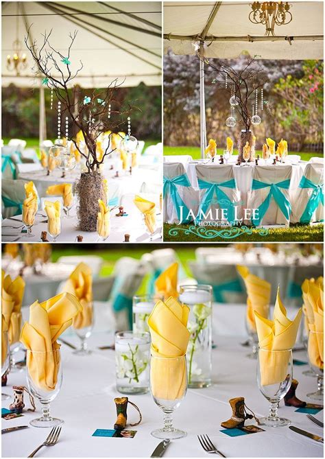 17 best images about blue and yellow on favor boxes wedding and