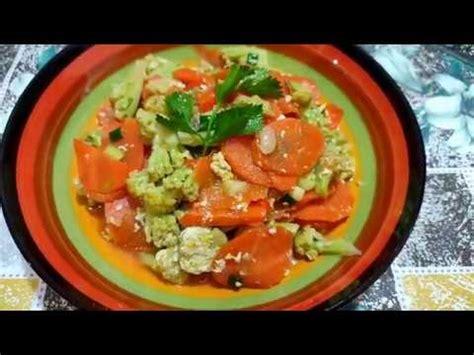 Masakan tumis kapri kembang kol ini bisa menjadi pilihan sajian spesial di meja makan untuk anda pecinta vegetarian. Resep Tumis Kembang Kol | Mudah, harus coba - YouTube
