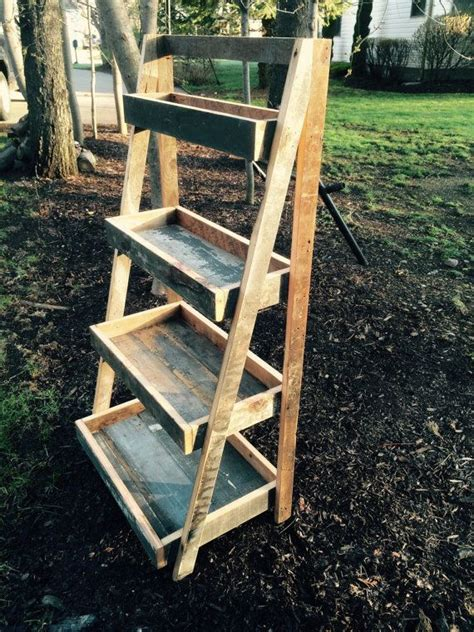 teal blue ladder shelf 25 best ideas about wood ladder on ladder 6020
