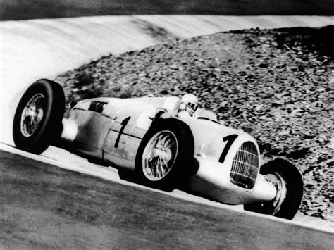1936 Audi Auto Union Type C Illinois Liver