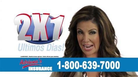 wwwadrianasinsurancecom car insurance seguros de