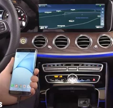 2017 Cars With Android Auto by 2017 Mercedes Apple Carplay And Android Auto Dpccars