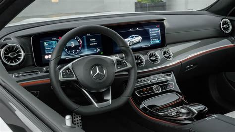 mercedes  class coupe edition  interior youtube