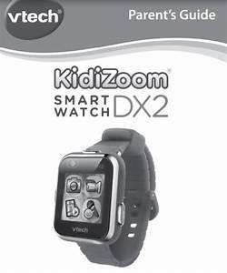 Pdf  Vtech Kidizoom Dx2 Smartwatch User Manual  Trouble