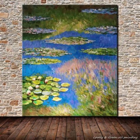 Frameless Picture Hand Painted Oil Painting On Canvas Hand