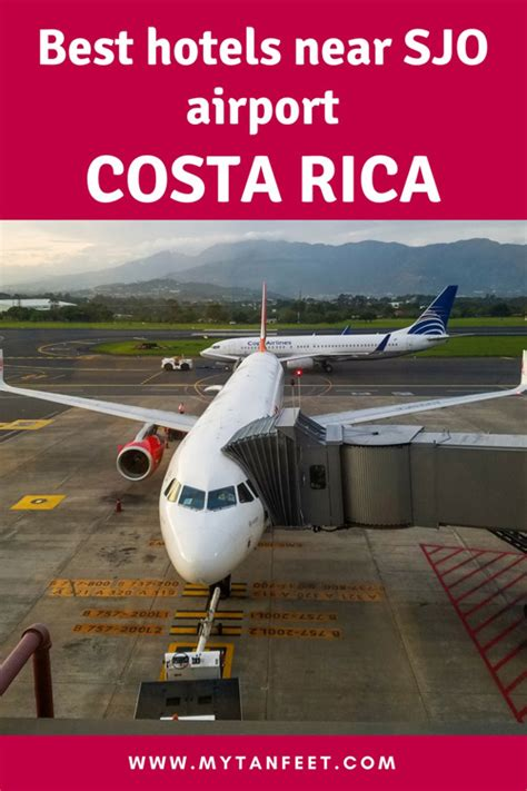 hostels and hotels near sjo airport costa rica