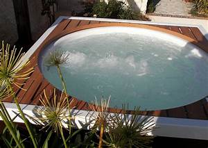 whirlpool im garten meine besten ideen With whirlpool garten mit balkon holz bausatz