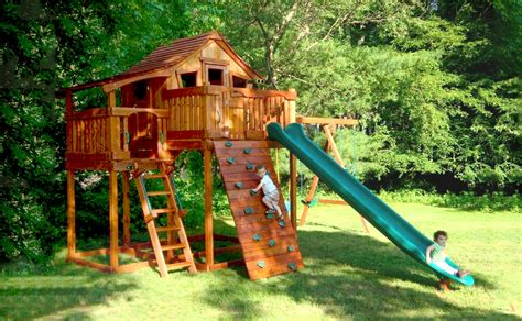 The Backyard Factory by Backyard Factory Playsets Categories Crown Of