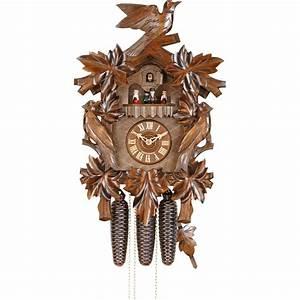 Original, German, Cuckoo, Clock, 8
