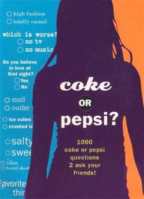 coke  pepsi  coke  pepsi questions