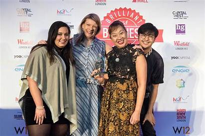 Awards Local Businesses Brilliant Winner Honoured Award