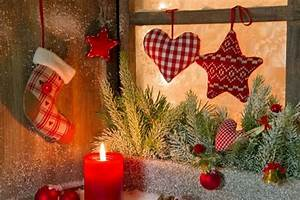 Fensterbank Weihnachtlich Dekorieren : bezaubernde winter fensterdeko zum selber basteln ~ Lizthompson.info Haus und Dekorationen