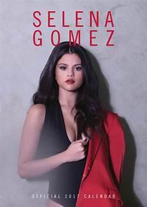 SELENA GOMEZ – Official 2017 Calendar Preview - HawtCelebs