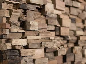 Wandverkleidung Aus Holz : 3d wandverkleidung aus holz f r innen days by wonderwall studios ~ Sanjose-hotels-ca.com Haus und Dekorationen