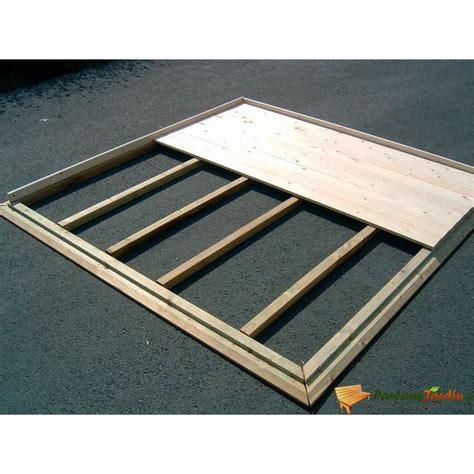 plancher en bois pour abri de jardin en bois 30 achat vente abri jardin chalet plancher