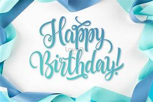 Free Happy Birthday Banner Templates Download Happy Birthday Background Creative Image Picture Free