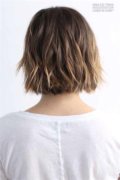 Back Pics Of Hairstyles by Pics Of Bob Haircuts Back View Bob Hairstyles 2018