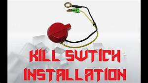 Predator 212 Go Kart Kill Switch Installation