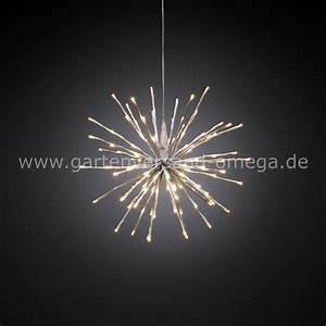 led stern lichterball weiss weihnachtsaussenbeleuchtung With französischer balkon mit led stern garten