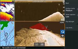 Structure Scan Lowrance 3d Fish Finder