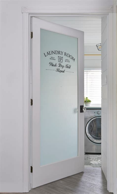 frosted glass pantry door turquoise laundry room cabinet paint color home bunch