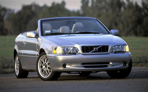 Volvo C70 Convertible 2002 Us Wallpapers And Hd Images