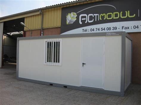 bureau de chantier occasion bungalow préfabriqué bungalow modulaire et bureau préfabriqué