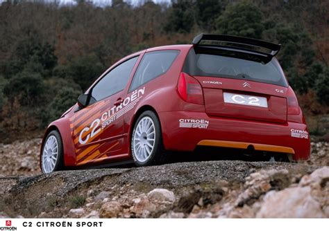 C2 Citroën Sport
