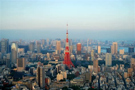 10 Sites To Take The Best Skyline Pictures in Tokyo