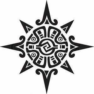 Blackfoot Indian Warrior Symbol | Aztec Symbols For Power ...