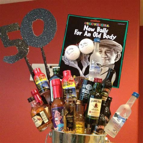 birthday gift basket  men  birthday party ideas