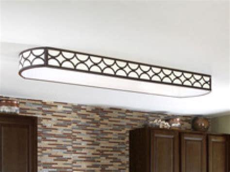 kitchen fluorescent lighting ideas kitchen flush mount ceiling lights flush mount