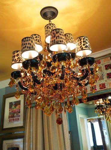 zebra print chandelier leopard chandelier it leopard loepard print