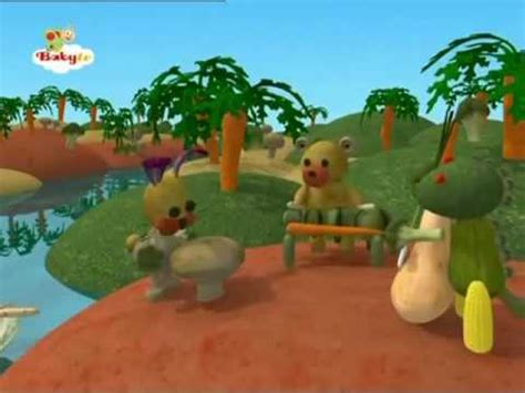 Row Your Boat In English by Babytv Row Your Boat English Youtube
