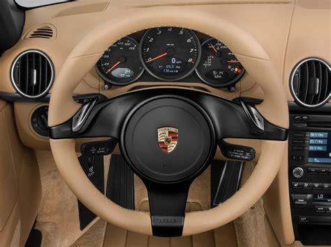 image  porsche boxster  door roadster steering wheel