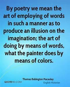 Thomas Babingto... Macaulay Thomas Quotes