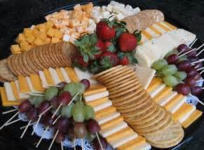 Cheese and Cracker Platter Ideas
