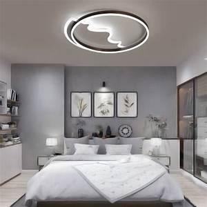 Simple, Modern, Creative, Personality, Bedroom, Warm, Romantic, Master, Led, Ceiling, Lamp, Diameter