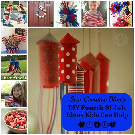 4th of july decorations diy inspiration diy fourth of july ideas kids can help craft hello creative family