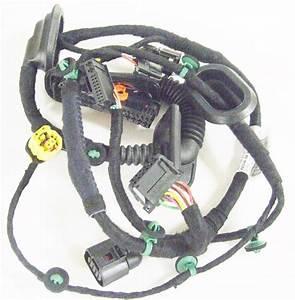 1k5971120h  130 Oem Vw Wire Harness Driver U0026 39 S Side Door Jetta