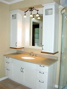 pale sand les armoires saint romain inc With armoire salle bain