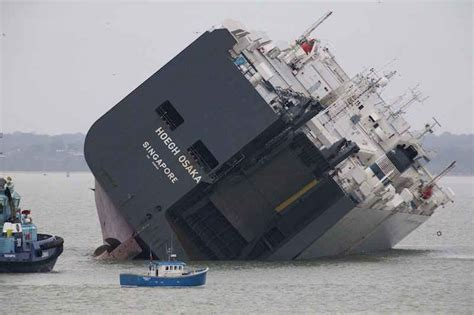 hoegh osaka salvage wednesdays refloating plans scrapped