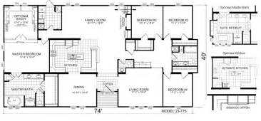 Triple Wide Manufactured Homes Floor Plans Triple Wide Mobile Home Triple Wide Mobile Homes Mobile Home Floor Plans Manufactured Homes Homes Floor Plans 6 Bedrooms Additionally 5 Bedroom Triple Wide Mobile Bedroom Triple Wide Mobile Homes Bedroom At Real Estate