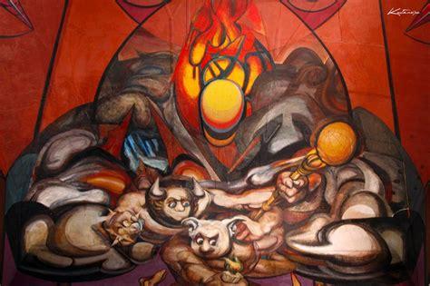 mural david alfaro siqueiros david siqueiros pinterest