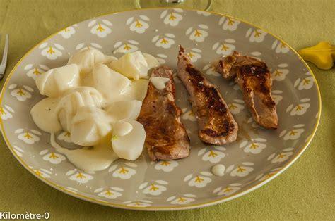 cuisine sauce blanche aiguillettes de canard aux navets et à la sauce blanche
