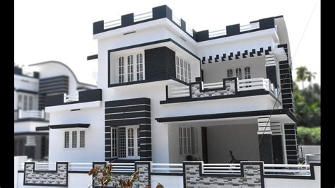 style house plans athani 5 cents plot and 1750 sq ft modern style house