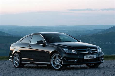 Mercedes C Class Coupe Photo by Mercedes C Class Coupe Photo Compared Against Model